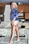 LD85104DVD - BLAZING BLONDE TEMPTRESS - featuring: TERRI - Nudity - Adults Only - DVD