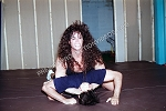 PP116DVD - Mixed Mat Action - featuring Laura Vukov and Mike - DVD