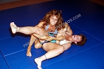 PP163VOD - Girl vs. Girl Mat Action - featuring Jessica Hanson and Val Stauffer - Video Download