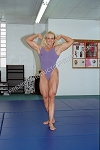 PP176DVD -  Real Mixed Mat Action - featuring Anita Ramsey and Mike - DVD