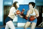 PP178DVD - Amateur Female Boxing (Four Bouts) - featuring Jessie, Val, Michelle, Dawn and Bonnie - DVD
