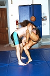 PP190DVD - Mixed Mat Action - featuring Lisa Smith and Steve - DVD