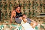 "PP004DVD - ""Four Part Apartment House Wrestling Video"" - with Doughdee Marie, Jeanne O'Neil and Tom Jackson - DVD"