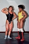 "VV27DVD - 'Pro Girl vs. Girl Mat Action"" - featuring: Lace Larue, Mary, Jeanne Jones and Allison Hayes - DVD"