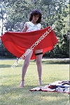 LD85062DVD - ROLLING IN THE GRASS - featuring: LAURA - Nudity - Adults Only - DVD