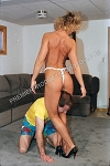 PP031DVD - Lesson Not Learned - Topless - featuring April Johnson, Joan Wood and Tom Jackson -