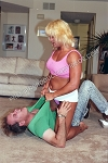 PP062DVD - Topless Apartment House Action - featuring Marissa Espinosa, Cindy Walker and Tom Jackson - DVD