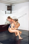 PP093DVD - Girl vs. Girl Mat Action - featuring Roxanne, Ziggy, Maro, Sally McNeil, Susie Rivers, Yvette and Lauren - DVD