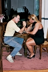 VV20DVD - Real Mixed Mat and Apartment Arm-Wrestling featuring Cheryl, Jodie Adams and Tom Jackson - (108 minutes) - DVD