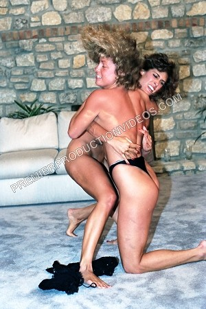"BSP01PD - ""Fox Fight"" - featuring: JoAnn and Amy - Nudity - Adults Only - Download Photo Album - 40 Images"