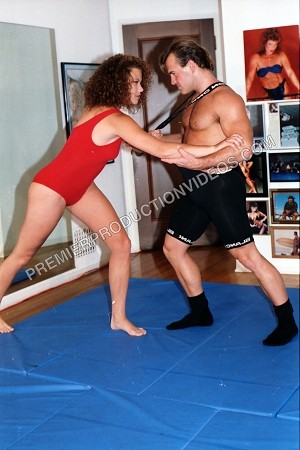 PP114VOD - Revenge - Mixed Mat Action featuring Sandy Masters and Fritz - Video Download