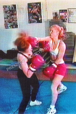 PP202VOD - Female Boxing (Five Bouts) - featuring Autumn, Stacy, Cheryl, Crystal, Sheila and Becky - Video Download